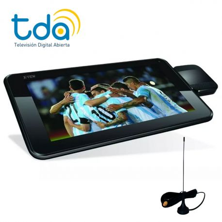 Antena Tv Digital Tablet Celular Android Mundial Tda Gtia