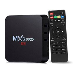 Smart Tv Box Android Wifi Hdmi Netflix Hd C/ Control Remoto