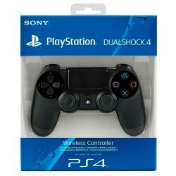 Joystick Ps4 Playstation 4 Original Nuevo Negro Black + Gtia