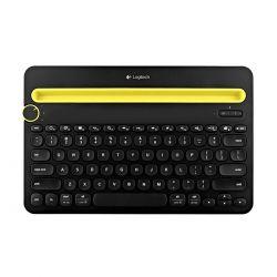 Teclado Mousepad Bluetooth Tablet Celular Ios Win Dual Gtia