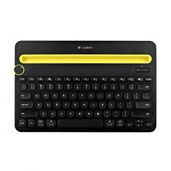Teclado Bluetooth Logitech K480 Tablet Celular Ios Windows Mac