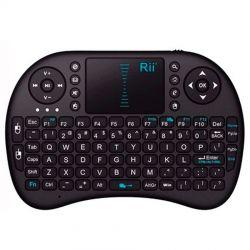Mini Teclado Inalambrico Usb Smart Tv Box Ps3 Pc Touchpad