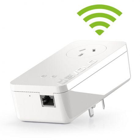 Devolo 550+ Wifi Single Powerline Expansion + Gtia Oficial