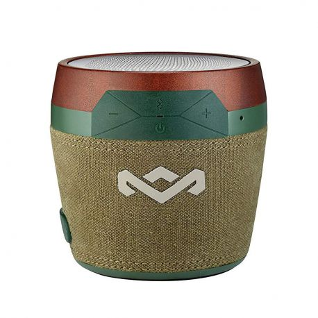 Parlante Bluetooth Chan Mini House Of Marley Portatil + Gtia