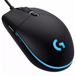 Mouse Logitech G Pro Hero Gamer Calidad Mecanico + Garantia