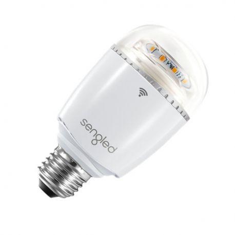 Lampara Led Repetidor Wifi Sengled Boost Original 8w E27 Calido