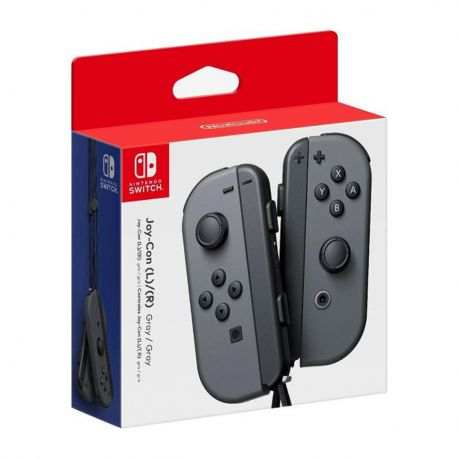 Control Joycon Gray Nintendo Switch Original Gris Garantia