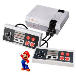Consola Retrones Level Up Hdmi Juegos Clasicos 8 Bits + Gtia