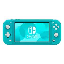 Consola Nintendo Switch Lite Original Turquesa Portatil Gtia