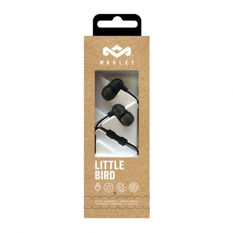 Auricular Little Bird In Ear House Of Marley Original Gtia