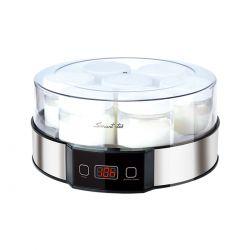 Yogurtera Smart Tek Digital Fabrica Yogurt 7 Recipientes