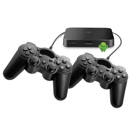 Consola Retro Box Clasica Juego Nes Netflix Youtube Joystick