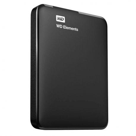 Disco Duro Externo 4tb Western Digital Elements Portable Wd