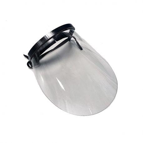 Mascara Protectora Facial Transparente Plastico