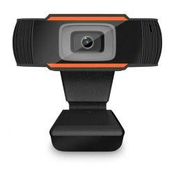 Webcam Pc Usb Microfono Streaming Gamer Hd Mac Windows Gtia