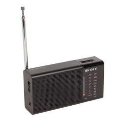 Radio Portatil Am Fm Sony Icf-p36 Parlante 3.5mm Pila Aa