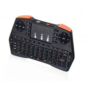 Mini Teclado Inalambrico Usb Botones L y R Touchpad
