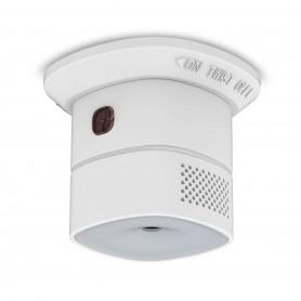 Detector Monoxido De Carbono Co Pilas Domotica Zigbee Wifi
