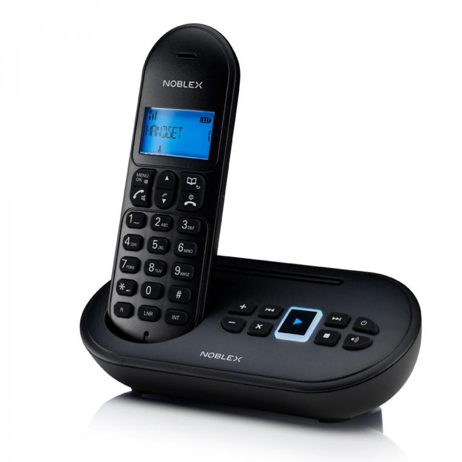 Telefono Inalambrico Noblex Ndt4500 Contestador Call Id Gtia