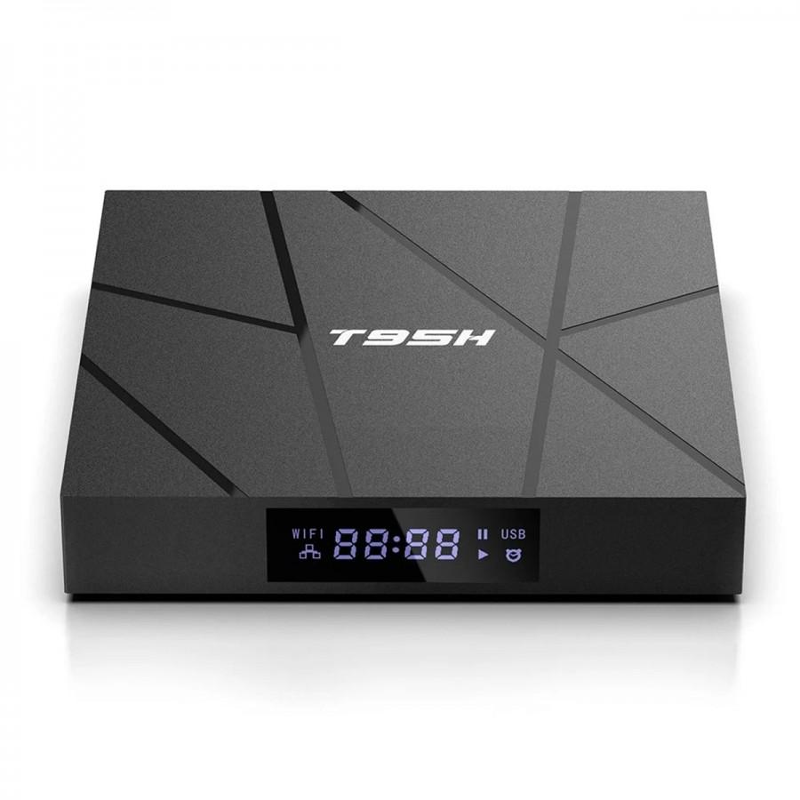 Convertidor Smart Tv Box Zanex T95H 2gb 16gb Android 10 Gtia