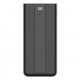 Cargador Portatil Wayra T81 Qc 3.0 Powerbank Usb 10000 Mah - Negro