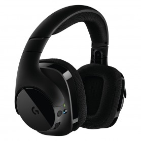 Auriculares Inalambricos Logitech G533 Sonido 7.1 Dts Gamer