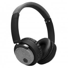 Auriculares Bluetooth Xview Hp430 Microfono Premium Vincha - Negro