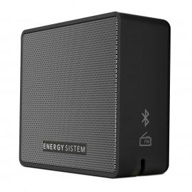 Parlante Portatil Bluetooth Energy Sistem Radio Fm Microsd - Negro