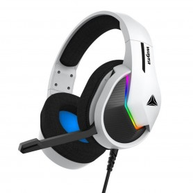 Headset Gamer Wayra CX02 Microfono Auricular Luces Led + Ps4 Pc
