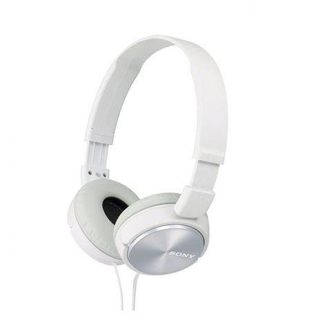 Auricular Sony Zx310 Vincha Original Microfono Gtia Oficial