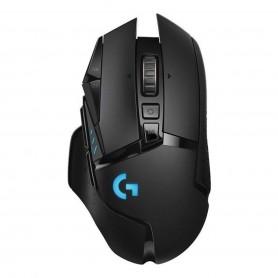 Mouse Logitech G Series Hero G502 25k Rgb Luz Peso Botones