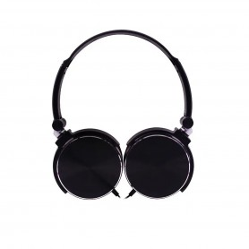 Auricular Noblex Manos Libres Microfono Cable 3.5mm Original - Negro