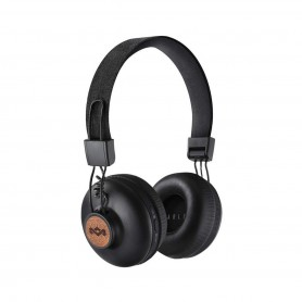 Auriculares Positive Vibration 2 Bluetooth House Of Marley - Negro