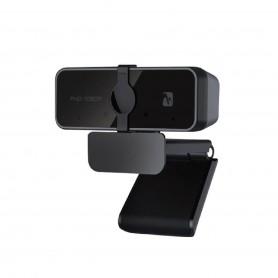 Webcam Wc801 Full Hd Camara Microcase Pc Mac Linux 1080p