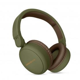 Auricular Inalambrico Bluetooth Hifi Recargable 22 Horas