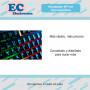 Teclado Gamer Luz Led Rgb Rainbow Energy Sistem Antighosting