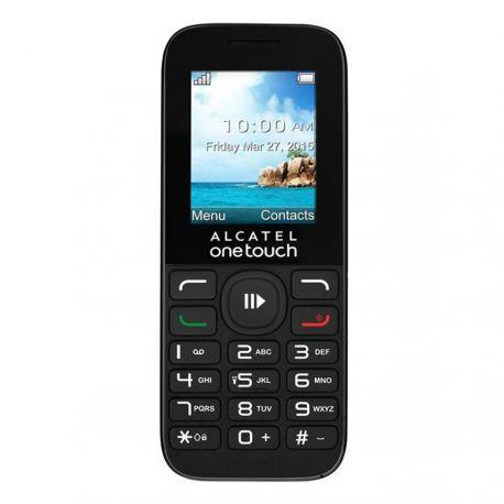 Celular Alcatel 1050 Basico Barato Radio Liberado Nuevo Gtia